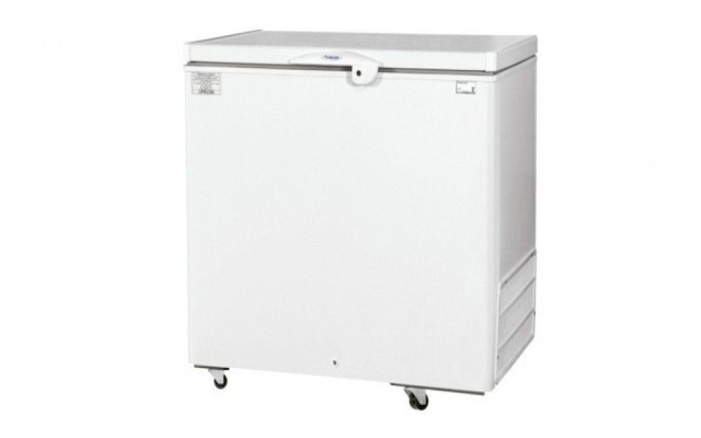 Freezer Horizontal 216 Litros Dupla Ação Tampa Cega Fricon - HCED216