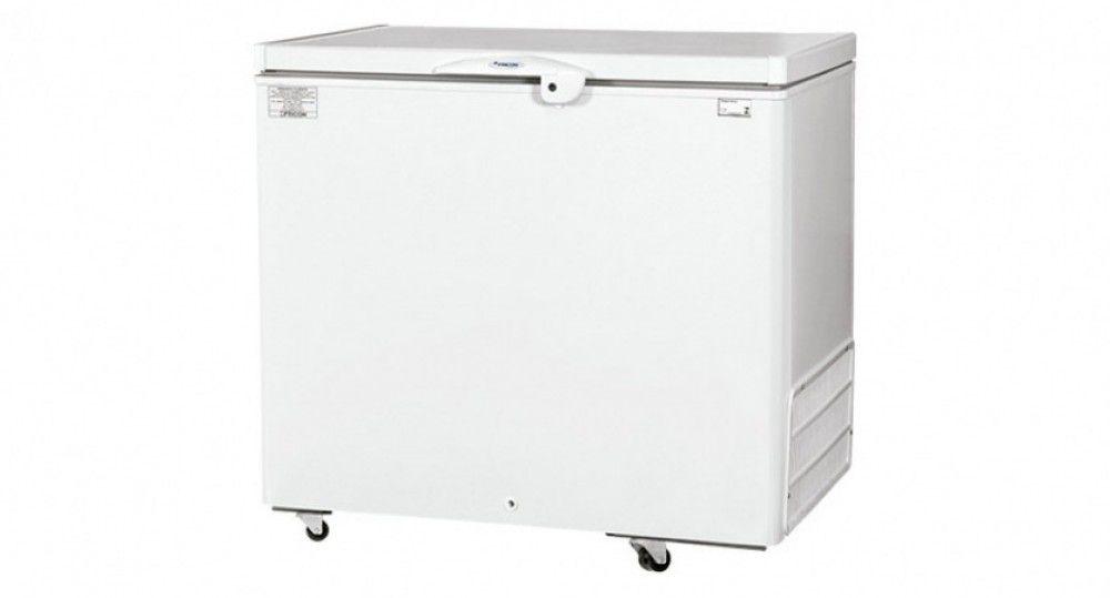 Freezer Horizontal 311lt Dupla Ação - Porta Cega