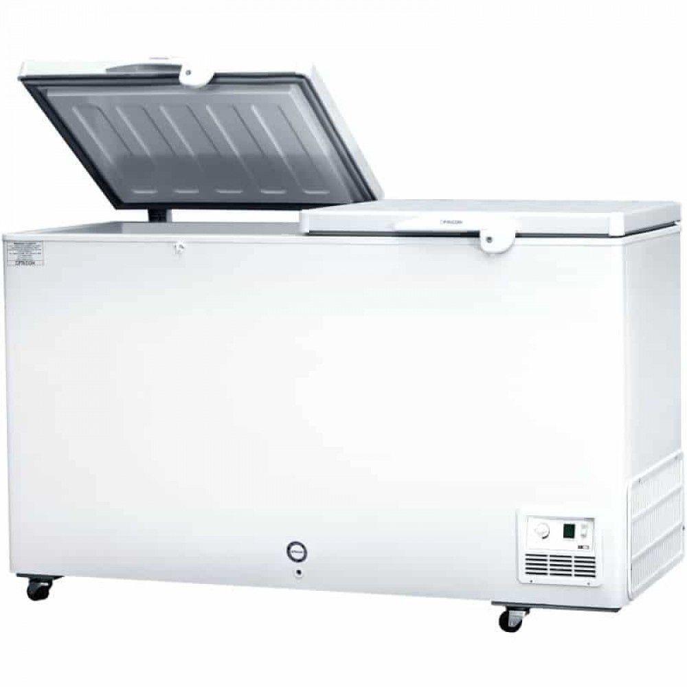 Freezer Horizontal Fricon Dupla-Ação Tampa Cega HCED503 220V