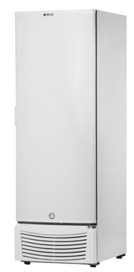 Freezer Vertical 569 Litros Porta Cega Branco 127v Fricon - VCED569-1C000 BR