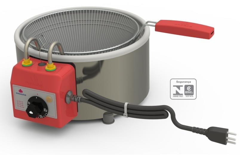 Fritadeira 3 Litros Elétrico Progás - PR-310 E