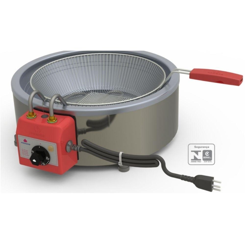 Fritadeira Elétrica Industrial Progás 7L PR-70E