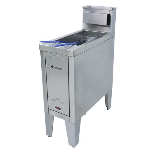 Fritadeira a Gás Água e Óleo 39 Litros Inox Venâncio - SFAOG30