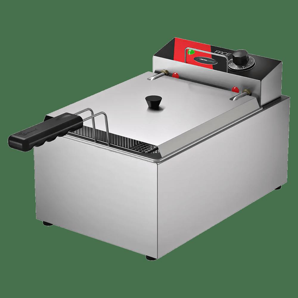Fritadeira Elétrica 5 Litros 1 Cesto Metalcubas - FRCE05