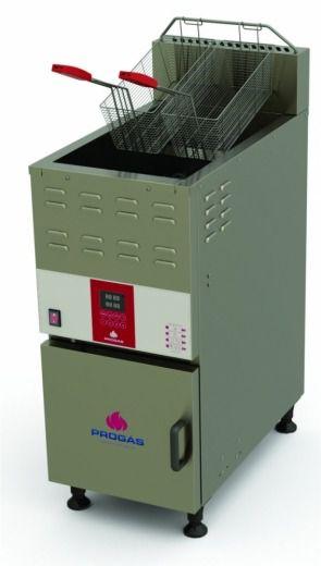Fritador Água e óleo 45lt - Elétrica