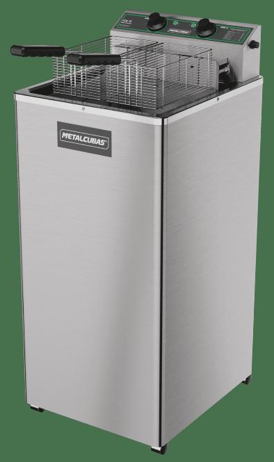 Fritador Elétrico Zona Fria de Óleode Pedestal - FOE15P