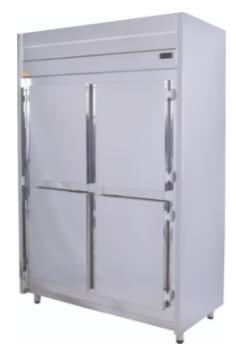 Geladeira Comercial 4 Portas para Congelados ChimaFrio - CGC4PC