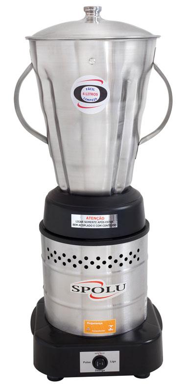Liquidificador Alta Rotação 3,5 Litros Spolu - SPL-063