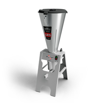 Liquidificador Industrial Basculante 15 Litros Inox Skymsen - LB-15MB