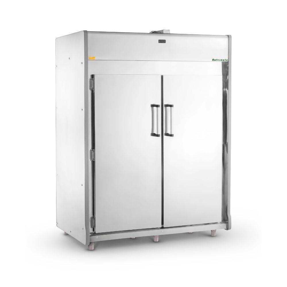 Mini Câmara 2 Portas com Kit Gancheira Refrimate - MCP1800