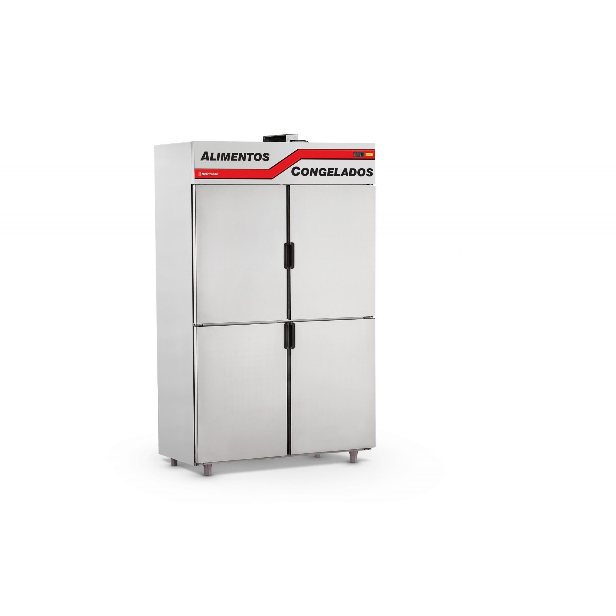 Mini Câmara 4 Portas Refrimate - MC4P