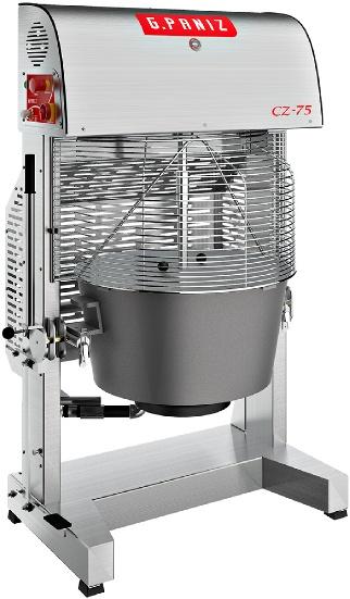 Misturador Cozerella 75 Litros Inox Gpaniz - CZ75