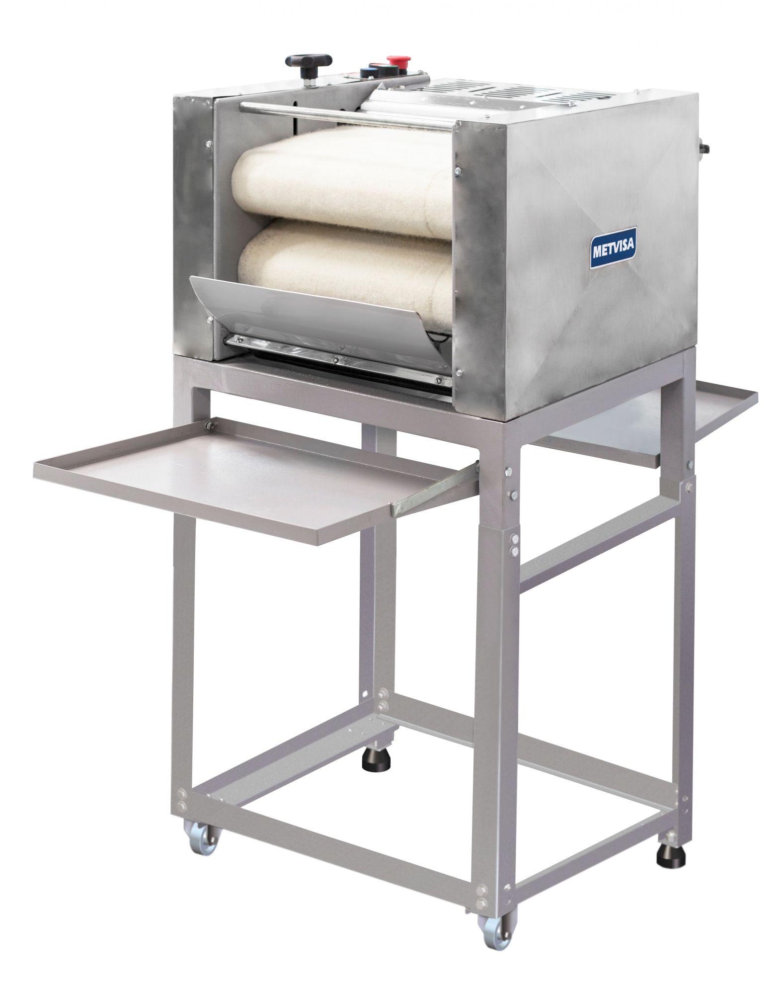 Modeladora de Pães com Cavalete Metvisa - MPC220M60N5