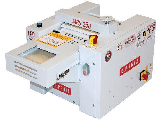 Modeladora de Pães 25cm 1/4cv Epóxi Gpaniz - MPS 250