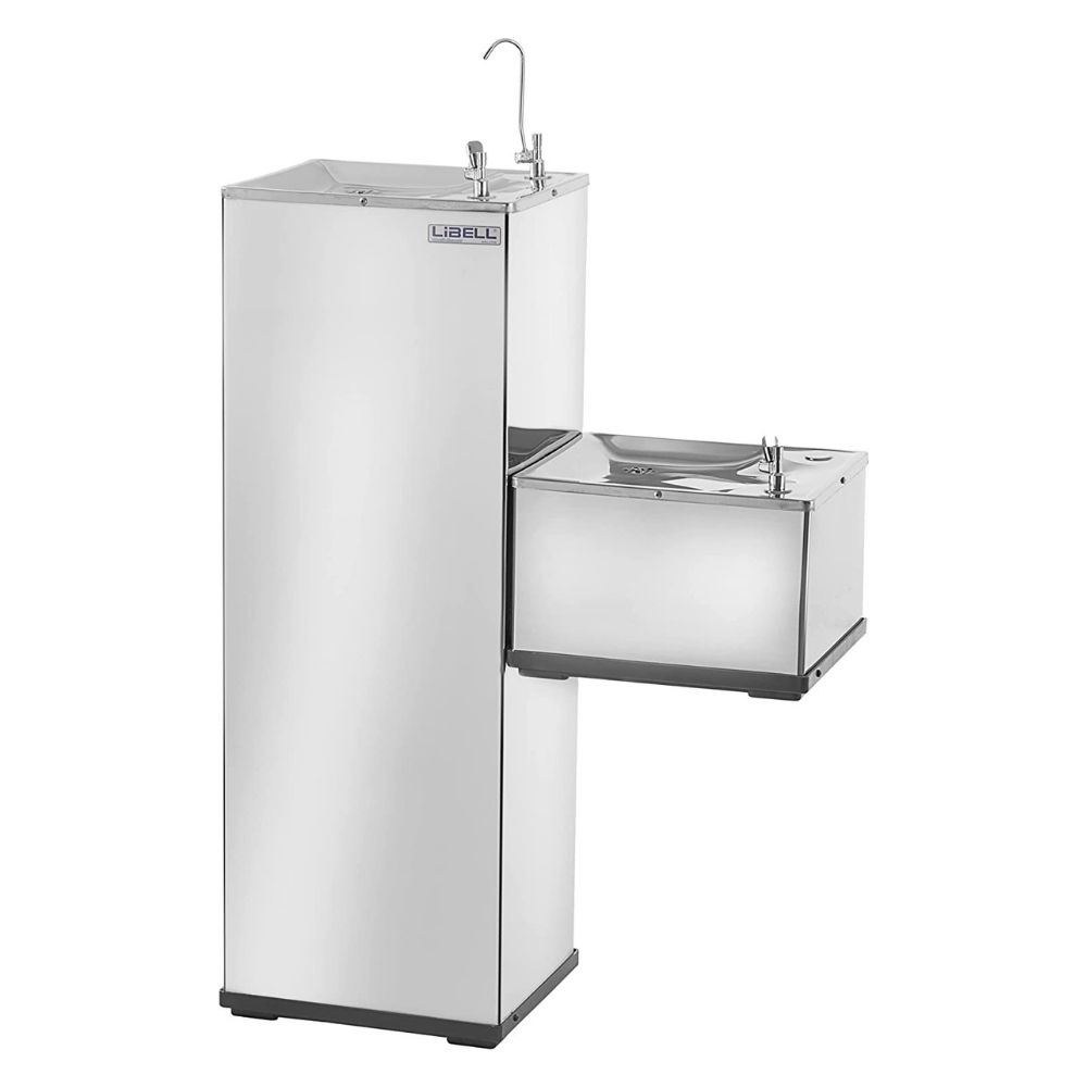 Purificador de Água Inox Press Side Libell - PRESS/SIDE