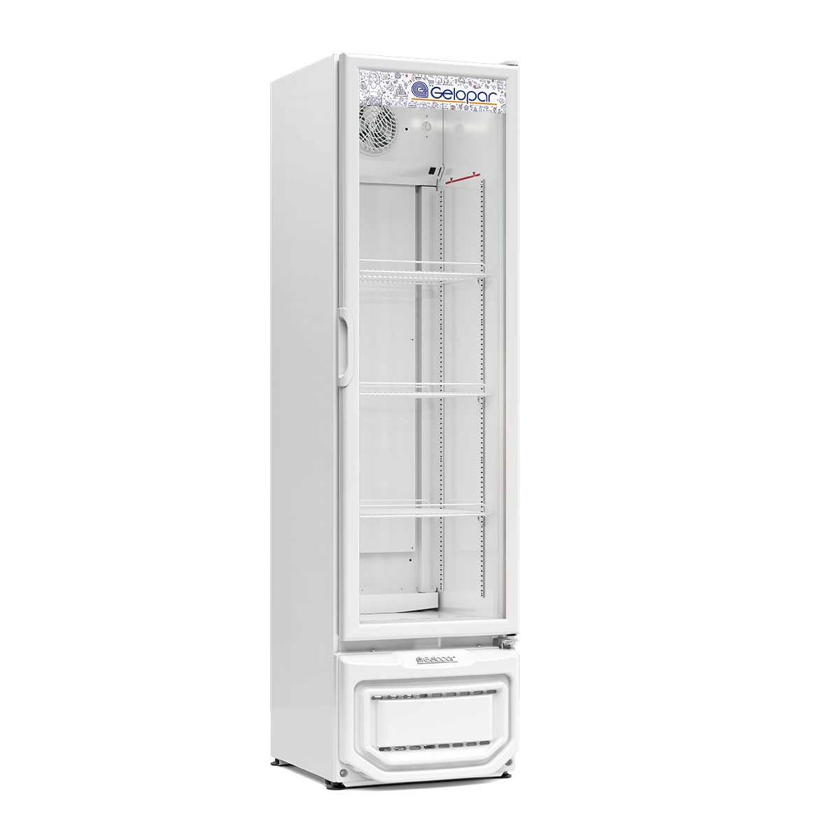 Refrigerador Visa Cooler 230 Litros Branco Gelopar - GPTU-230 BR
