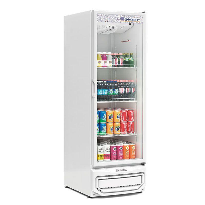 Refrigerador Visa Cooler 578 Litros Branco Gelopar - GRV-57 BR