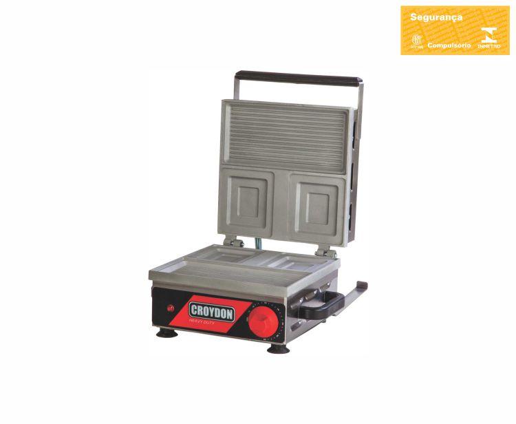 Sanduicheira Elétrica Misteira Croydon - SAFF-2