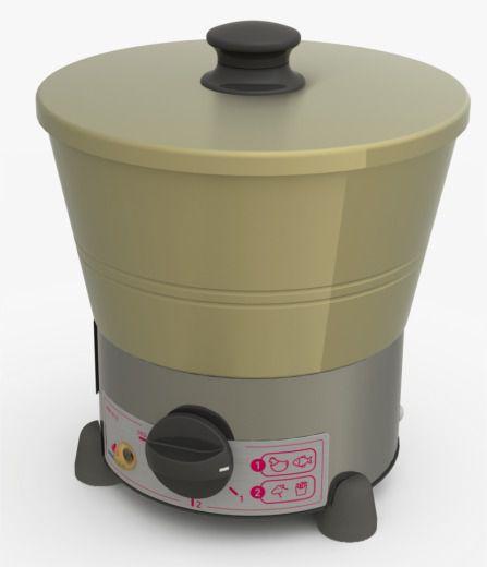 Fritadeira Elétrica 1 Litro Progás - PRF-01E