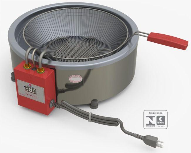 Fritadeira 7lt Eletrônica