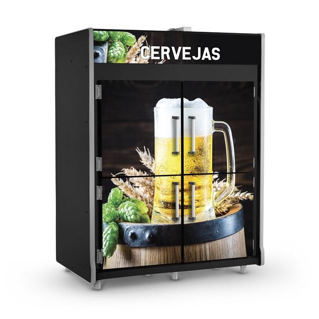 Visa Cooler Cervejeira 1800 Litros Storage Plus Refrimate - VCCSP 1800