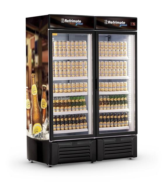 Visa Cooler Cervejeira 1300 Litros Refrimate - VCC1300V