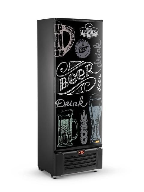 Cervejeira 505 Litros Porta Cega Refrimate - VCC505S