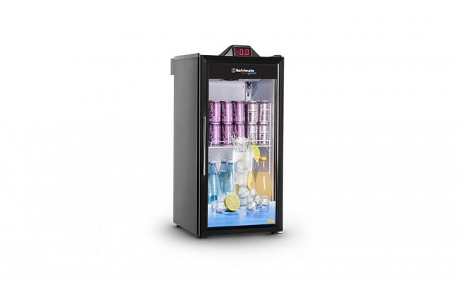 Visa Cooler Slim Multiuso 130 Litros Refrimate - VCSSD130