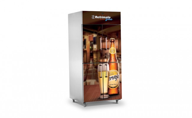 Visa Cooler Cervejeira Storage 1250 Litros Refrimate - VCCS1250