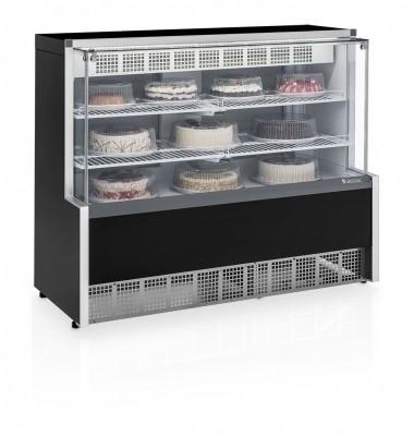 Vitrine Refrigerada Confeitaria 1,40m