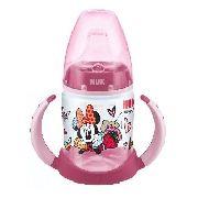 Copo Treinamento Nuk Minnie Disney 150ml 6 A 18 Meses Bebê