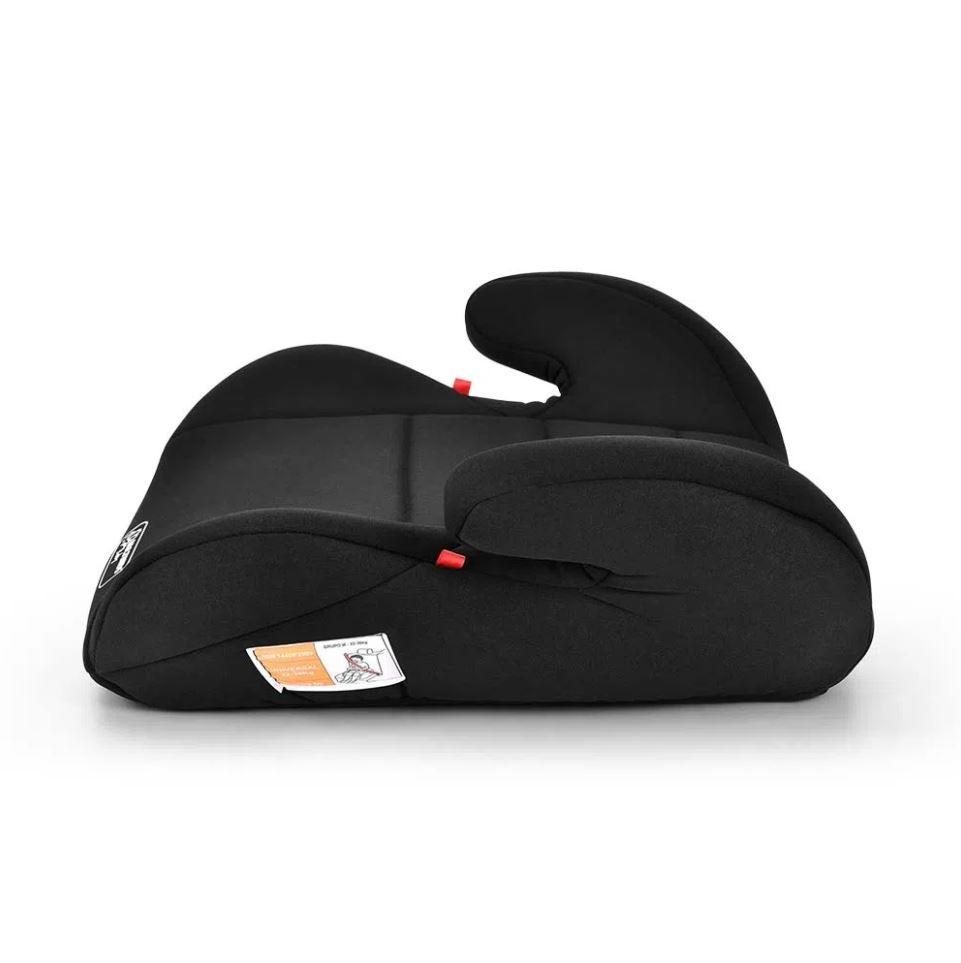 Assento Infantil Para Carro Multikids Baby Safe Booster Preto