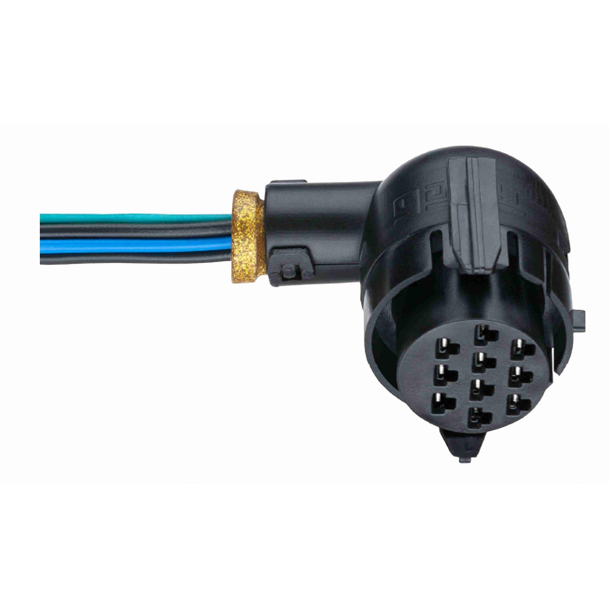 Conector Femea Lanterna Traseira Iveco Stralis Tector