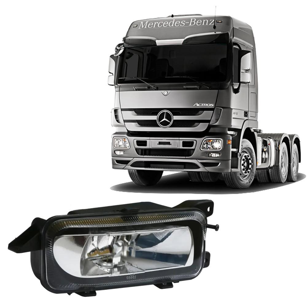Farol Auxiliar Caminhao Mercedes Actros 2009 a 2015 H3 LD