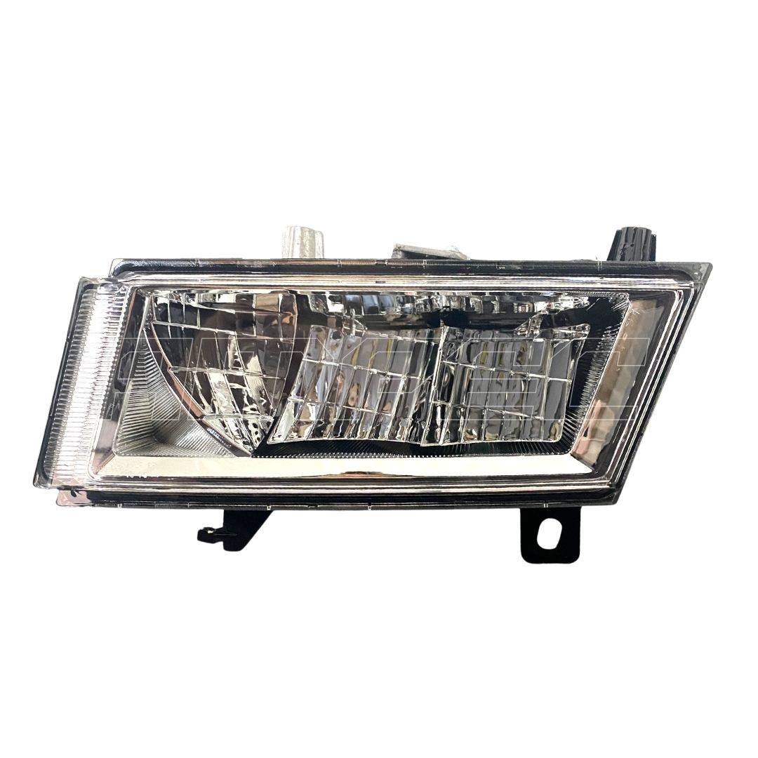 Farol Auxiliar Novo Scania LED S6 Serie 6 NTG Esquerdo