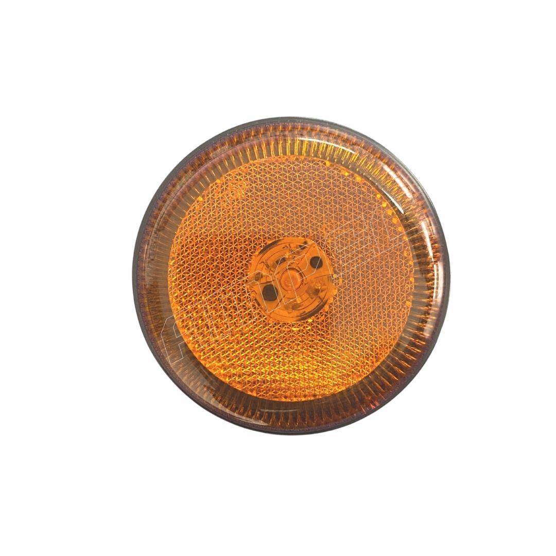 Lanterna Lateral LED Amarela VW Constellation Após 2012