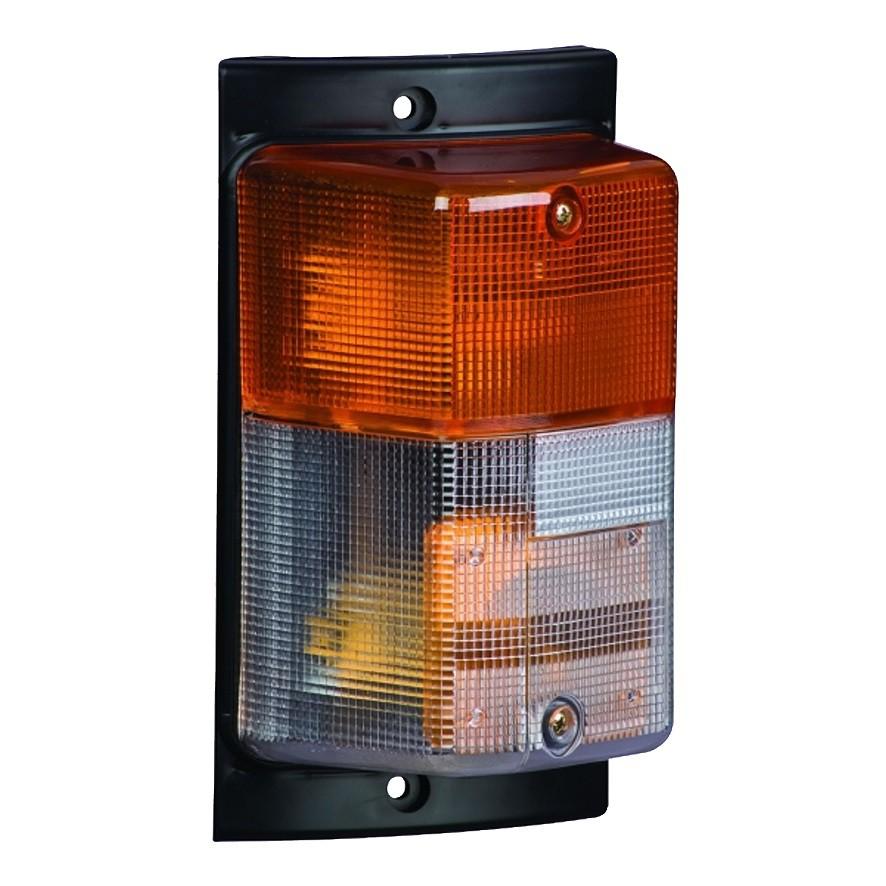 Lanterna Pisca Seta Caminhao Scania T/R 112 113 142 143 Bicolor LE