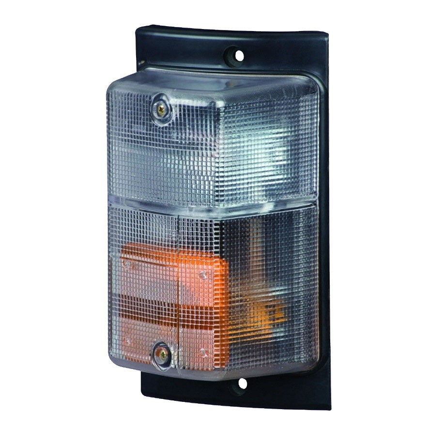 Lanterna Pisca Seta Caminhao Scania T/R 112 113 142 143 Cristal LD