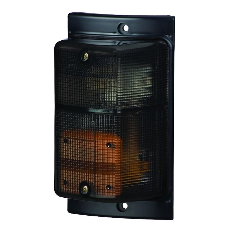 Lanterna Pisca Seta Caminhao Scania T/R 112 113 142 143 Fume LD