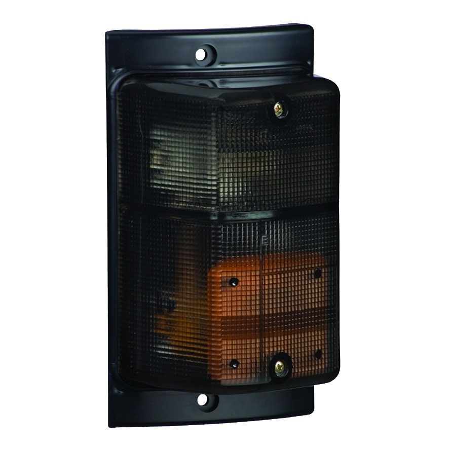 Lanterna Pisca Seta Caminhao Scania T/R 112 113 142 143 Fume LE