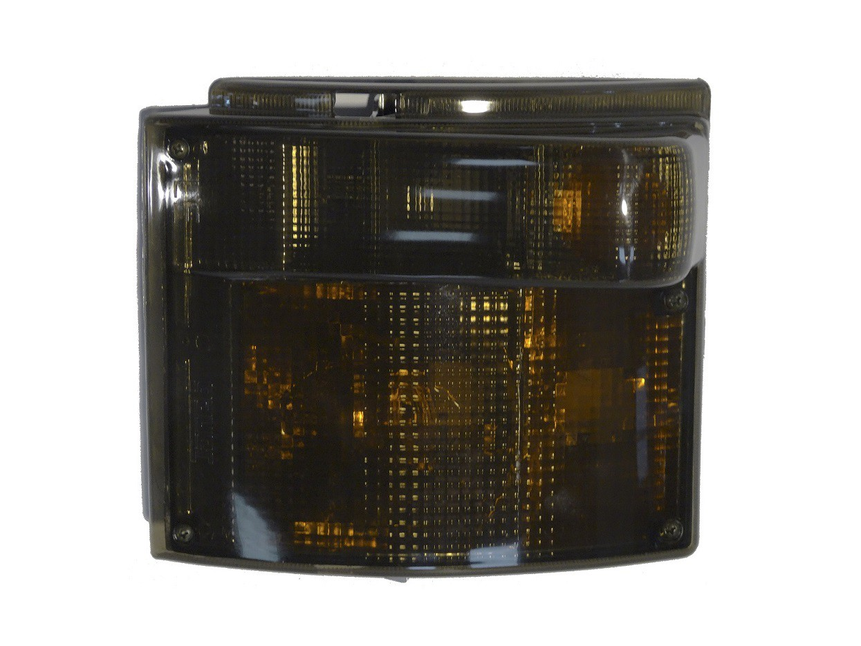 Lanterna Pisca Seta Scania S4 Serie 4 Lado Direito Fume