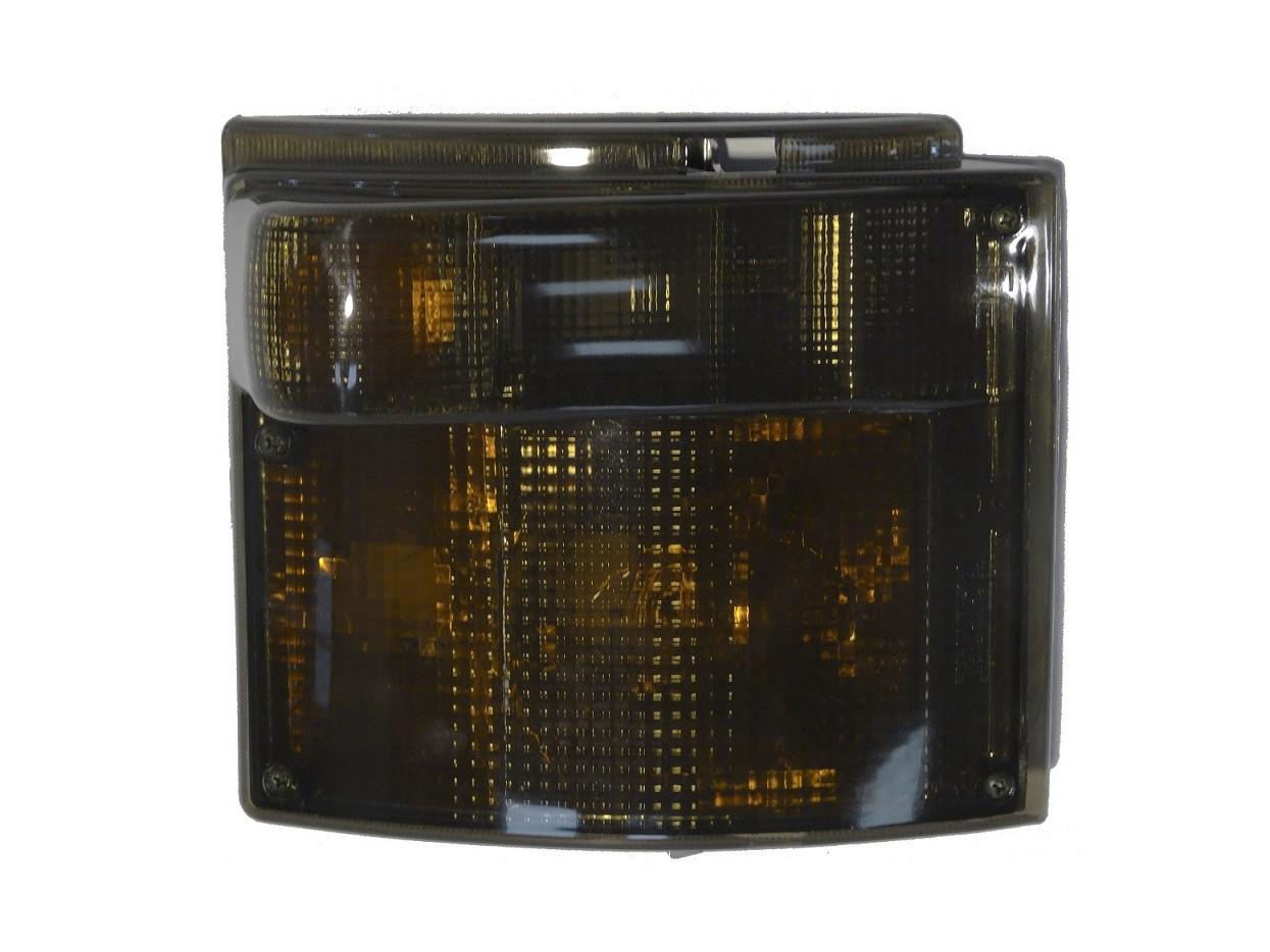 Lanterna Pisca Seta Scania S4 Serie 4 Lado Esquerdo Fume
