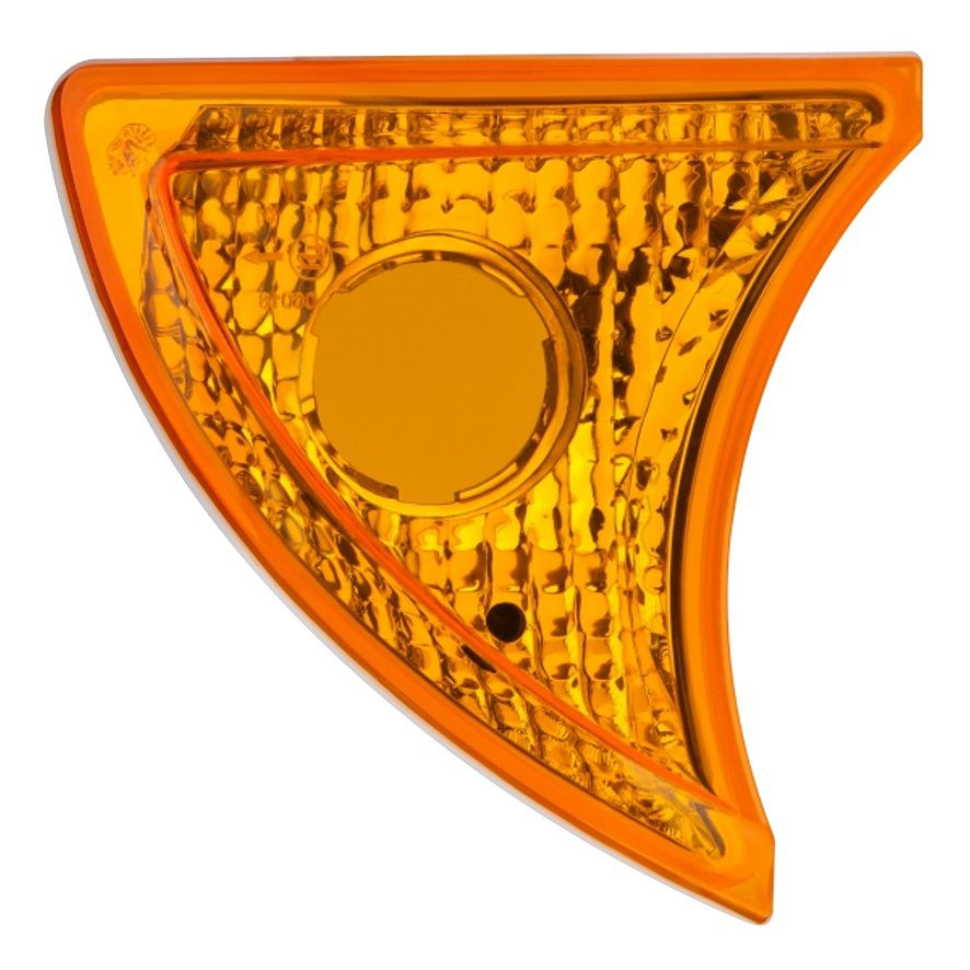 Lanterna Seta Pisca Iveco Stralis Tector Cursor Ap 2006 Amarela Lado Direito
