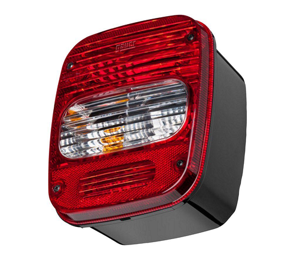 Lanterna Traseira Caminhão VW Constellation Marmita Moderna Direito Sem Vigia