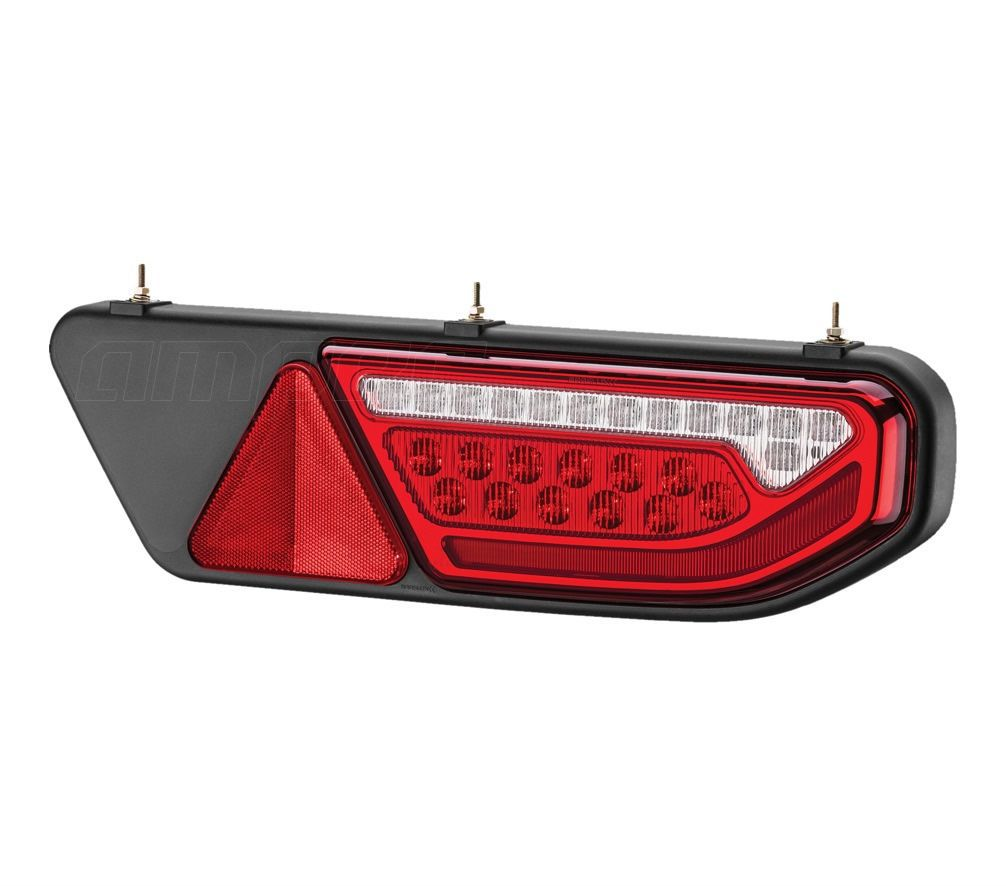 Lanterna Traseira Completa Duct Braslux Rodotecnica LED Bivolt Direita