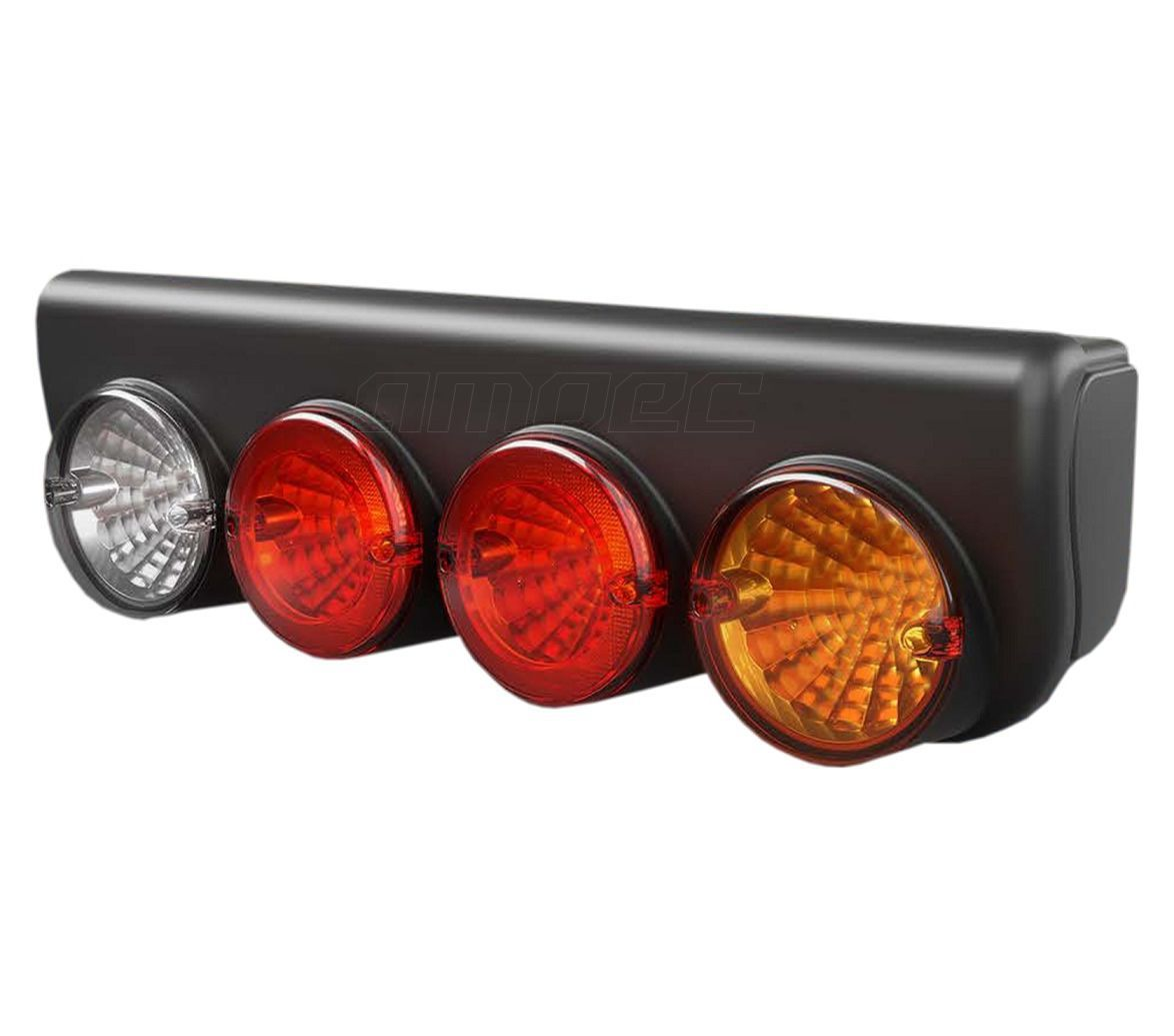 Lanterna Traseira Implementos Facchini Braspoint 1 Direito