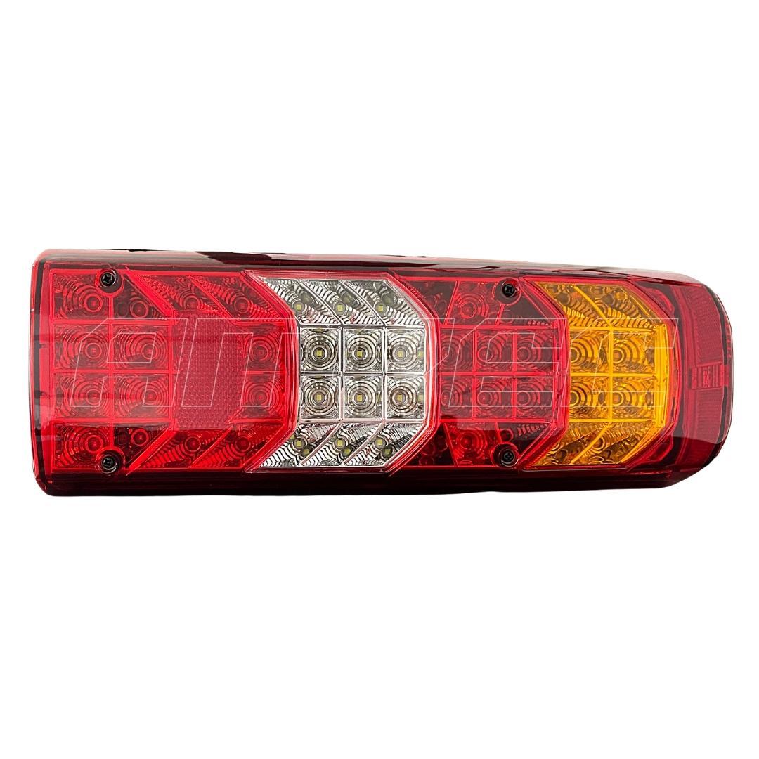 Lanterna Traseira Mercedes Axor Actros 24V LED LE CV
