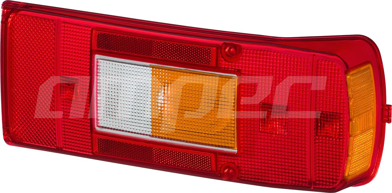 Lente Lanterna Traseira Volvo VM FH12 FH13 FH16