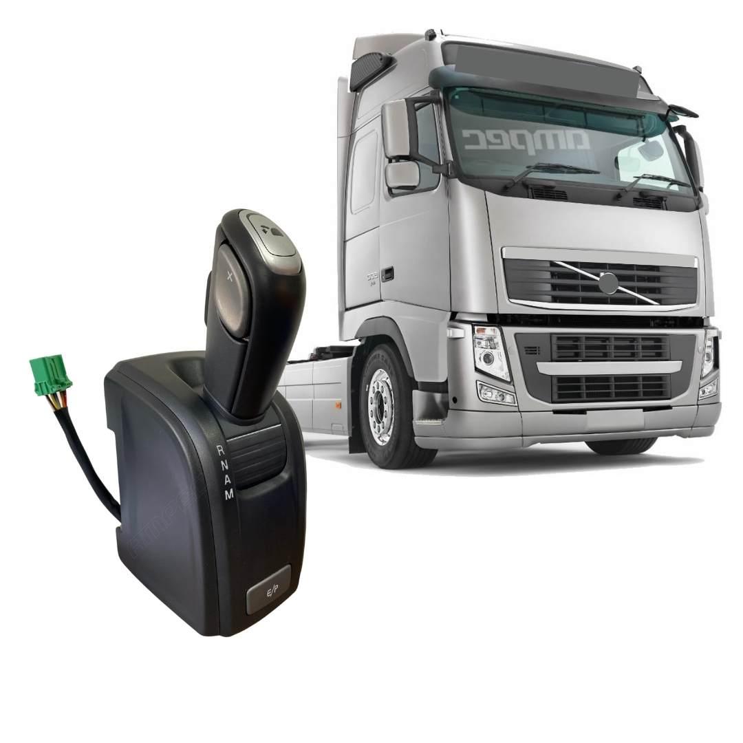Manopla Câmbio Volvo FH FM FMX Onibus Automático I-Shift