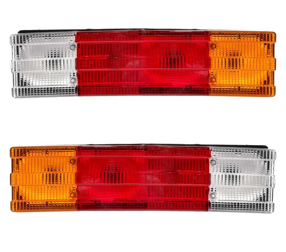 Par Lanterna Traseira Caminhao Mercedes Ford AP88